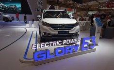 Review DFSK Glory E3 2019, Mobil Elektrik Stylish Dari Tiongkok