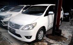 Jual mobil bekas murah Toyota Kijang Innova 2.5 G 2012 di Sumatra Utara