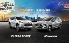 Siap-Siap, Berbagai Promo Mitsubishi Menghiasi GIIAS 2019