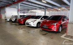 TAM Beri Kesempatan Test Drive Mobil Listrik Gunakan 12 Unit HEV dan PHEV Toyota