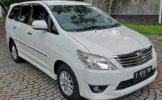 Jual mobil Toyota Kijang Innova V 2012 harga terjangkau di DI Yogyakarta