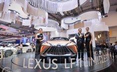 Lexus LF-1 Limitless, Mengukir Definisi Luxury Crossover Tanpa Batasan di Masa Depan