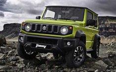 Ini Lho 5 Hal Yang Bikin New Suzuki Jimny Jago Off-Road