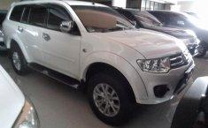Jual mobil Mitsubishi Pajero Sport GLX 2014 harga murah di Sumatera Utara