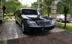 Jual mobil bekas murah Mercedes-Benz S-Class S 320 L 2001 di DKI Jakarta