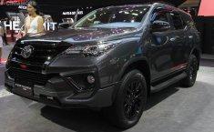 Review Toyota New Fortuner TRD Sportivo 2019, Kini Lebih Spesial