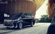 Segera Hadir, Lexus LM Siap Definisikan Tatanan Baru di Ranah MPV Indonesia