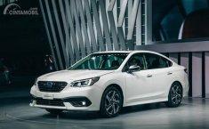 Review Subaru Legacy 2020: Generasi Ketujuh Ganti Mesin Turbo Dan Teknologi Canggih
