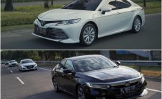 Komparasi Toyota Camry 2019 VS Honda Accord 2019 : Adu Fitur & Teknologi Sedan Mid-Size Negeri Sakura
