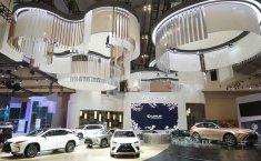 Lexus Hadirkan Harmoni Kemewahan Dan Tiga Area Journey Pada GIIAS 2019