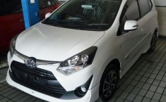 Jual cepat Toyota Agya TRD Sportivo 2019 di Jawa Timur