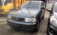 Dijual mobil bekas Toyota Kijang LSX-D 2002, Sumatra Utara