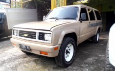 Jual bekas Chevrolet Blazer DOHC 1991 dengan harga murah di Sumatra Utara