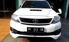 Dijual mobil bekas Toyota Fortuner G 4x4 VNT 2015 ,Sumatra Utara