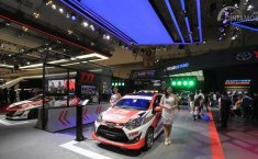 Toyota Jual 6.128 Unit Mobil Selama GIIAS 2019, Produk Apa Paling Laku?