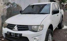 Jual mobil bekas murah Mitsubishi Triton 2013 di DIY Yogyakarta