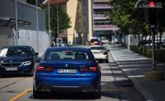 BMW Uji Sistem Adaptive Cruise Control di Tengah Kota