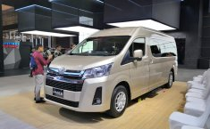 Promo Khusus Toyota New Hiace High Grade Commuter 2019 di DKI Jakarta
