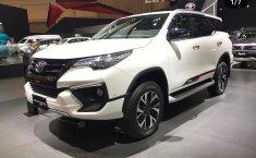 Toyota Fortuner VRZ 4x2 2019 terbaik di DKI Jakarta