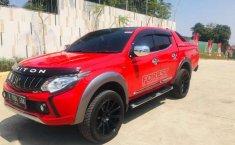 Jual cepat Mitsubishi Triton EXCEED 2017 di Lampung