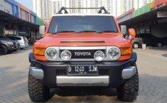 Mobil Toyota FJ Cruiser 2014 dijual, DKI Jakarta
