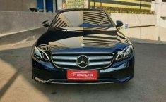 Jual cepat Mercedes-Benz E-Class 250 2017 di DKI Jakarta