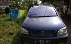 Chevrolet Zafira 2001 Jawa Barat dijual dengan harga termurah
