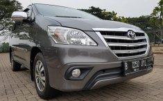Jual mobil Toyota Kijang Innova 2.0 G 2015 murah di Banten
