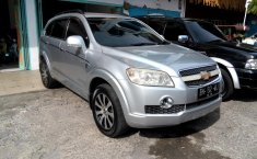Jual cepat Chevrolet Captiva 2.0L Prime 2010 bekas di Sumatra Utara