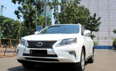 Jual mobil Lexus RX 270 Automatic 2012 murah di DKI Jakarta