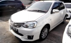 Mobil Toyota Etios Valco G 2015 dijual, Sumatra Utara