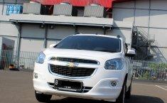 Jual cepat Chevrolet Spin LTZ Automatic 2015 di DKI Jakarta
