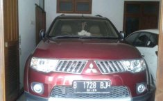 Jual Mitsubishi Pajero 2012 harga murah di Sumatra Barat