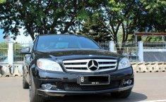 Mobil Mercedes-Benz C-Class C200 CGI 2011 dijual, DKI Jakarta