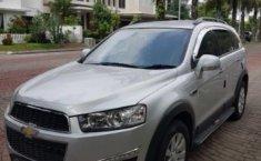 Dijual mobil Chevrolet Captiva 2.0 Diesel NA 2011 bekas, DI Yogyakarta