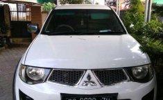 Jual cepat Mitsubishi Triton 2013 di Sumatra Selatan