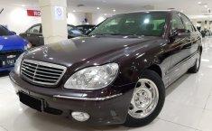 Jual cepat Mercedes-Benz S-Class S 280 2000 di DKI Jakarta