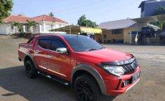 Mitsubishi Triton 2017 Lampung dijual dengan harga termurah