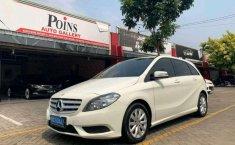 Banten, jual mobil Mercedes-Benz B-CLass B 200 2013 dengan harga terjangkau
