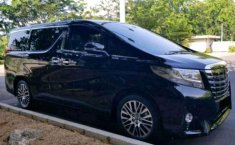 DKI Jakarta, jual mobil Toyota Alphard G 2017 dengan harga terjangkau