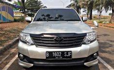 Jual mobil Toyota Fortuner G 2012 mobil terbaik, DKI Jakarta