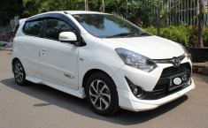 DKI Jakarta, Jual mobil Toyota Agya TRD Sportivo 2018 bekas