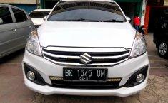 Mobil Suzuki Ertiga GL 2016 terawat di Sumatra Utara