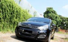 Jual mobil Kia Rio 1,4 Automatic 2012 murah di DKI Jakarta