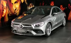 DKI Jakarta, mobil Mercedes-Benz CLA 200 2019 Abu-abu dijual