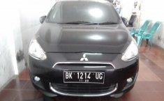 Dijual mobil Mitsubishi Mirage EXCEED 2015 bekas, Sumatera Utara
