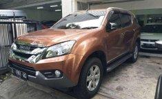 Mobil Isuzu MU-X 2014 2.5 dijual, Jawa Timur