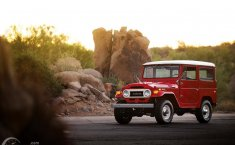 Review Toyota Land Cruiser 1960: Si Legendaris Hardtop FJ40, Rajanya 4x4