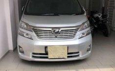 Jual Toyota Vellfire V 2009 harga murah di DKI Jakarta
