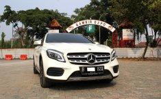 DKI Jakarta, Mercedes-Benz GLA 200 2017 Putih Pakai  2018 Good Condition